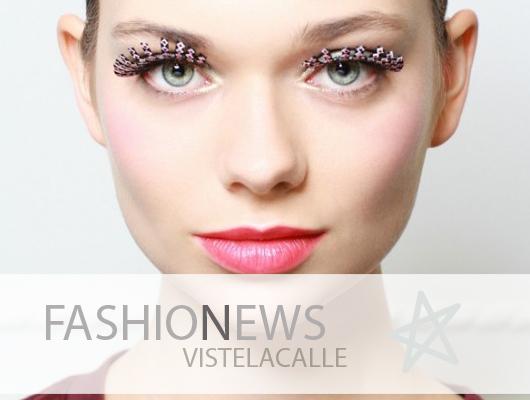 Fashion News: El maquillaje de Karl Lagerfeld para Shu Uemura, Mark Ronson rostro de Fendi y el libro de Kate Moss