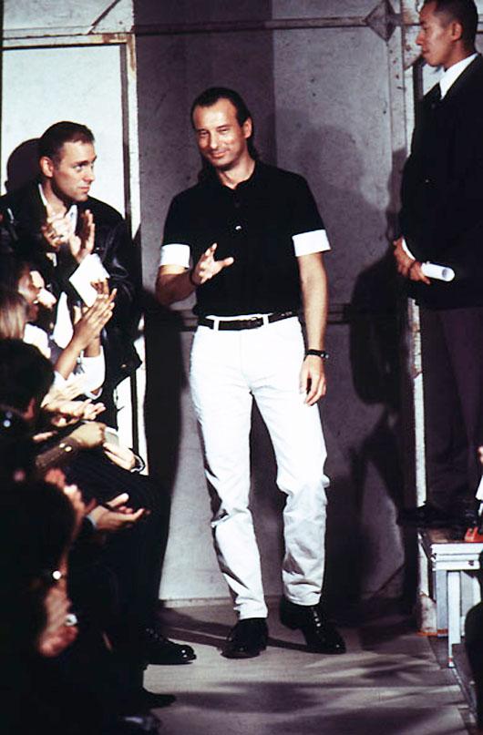 Flashback: El minimalismo de los '90 según Helmut Lang