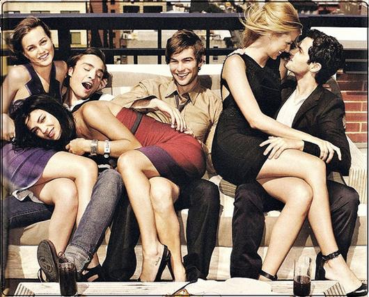 Gossip Girl: nueva temporada, nuevos looks