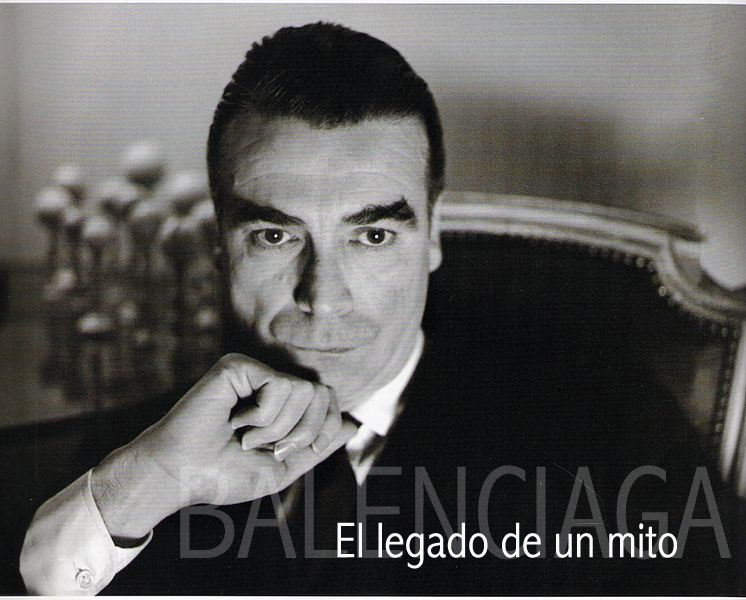 """Documental: """"Balenciaga, el legado de un mito"""" (2009)"""