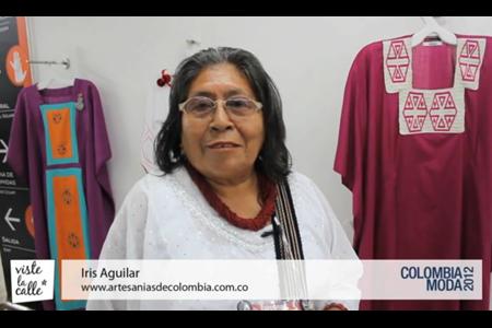 Fashion Report: Artesanías Colombia en ExpoModa / Colombiamoda 2012