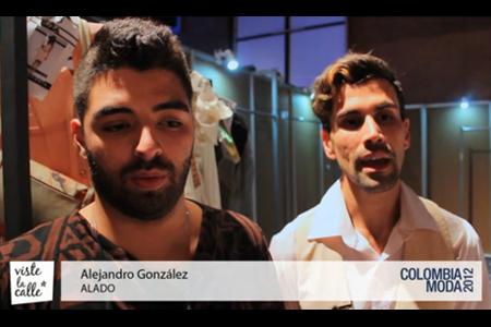 Fashion Report: ALADO en Colombiamoda 2012