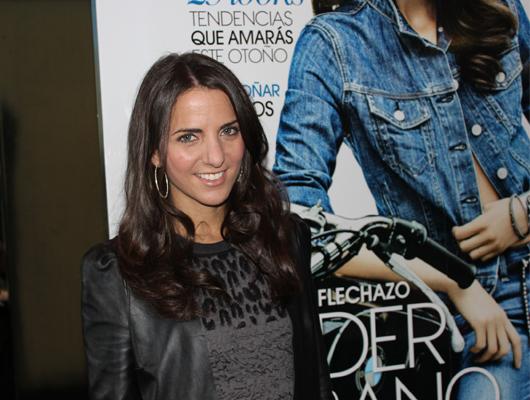"""Kelly Talamas, Editora en Jefe de Vogue México y Latinoamérica: """"Chile está en un muy buen pie económico y eso es una ventaja que les va ayudar a desarrollar aún más su diseño de vestuario"""""""