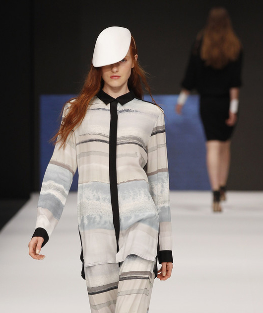 Mercedes-Benz Fashion Week Stockholm P/V 2013: Primera Parte
