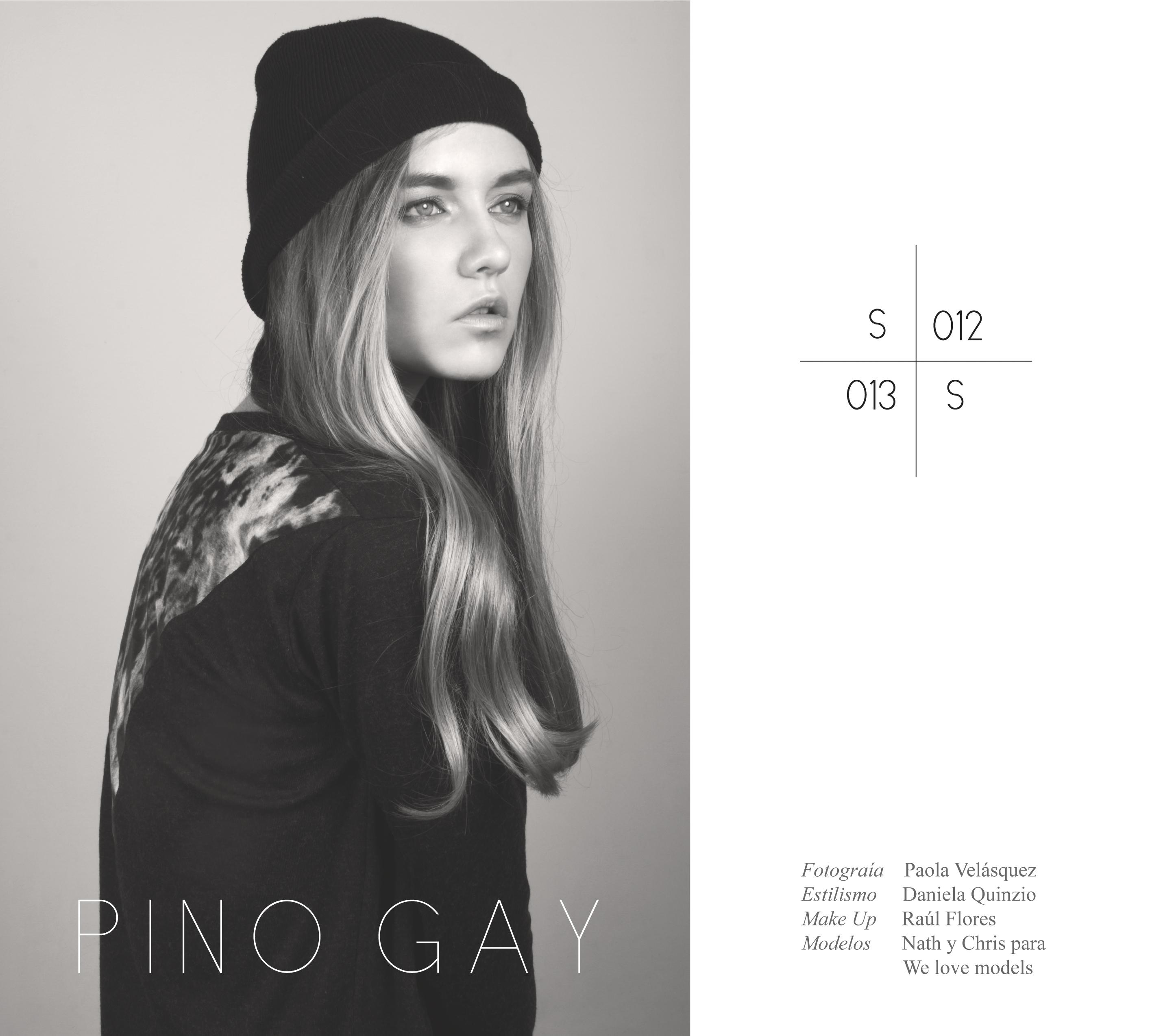 El nuevo lookbook de PinoGay primavera 2012