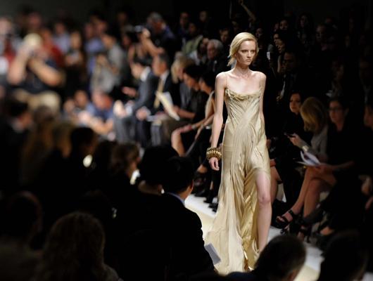 New York Fashion Week: Parte III