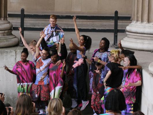 Roberto Piqueras se toma el London British Museum