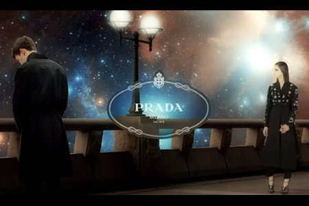 VLC ♥ Prada: Real Fantasies otoño/invierno 2012