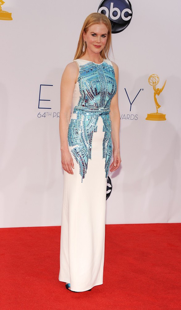 Los vestidos de los Emmy 2012