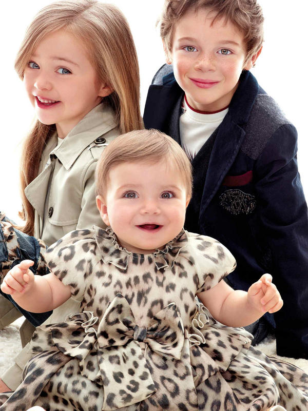 Just Cavalli Junior: ¿Estilo diferente o exceso?
