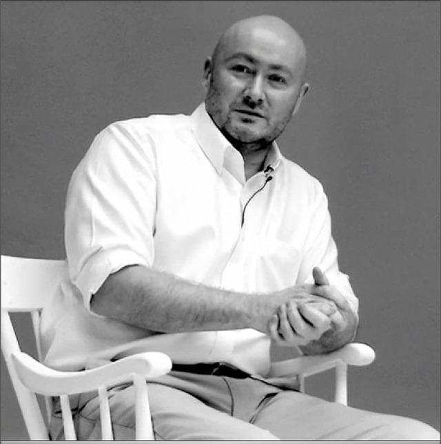 Simon Foxton, pionero en el estilismo masculino de fotografías de moda