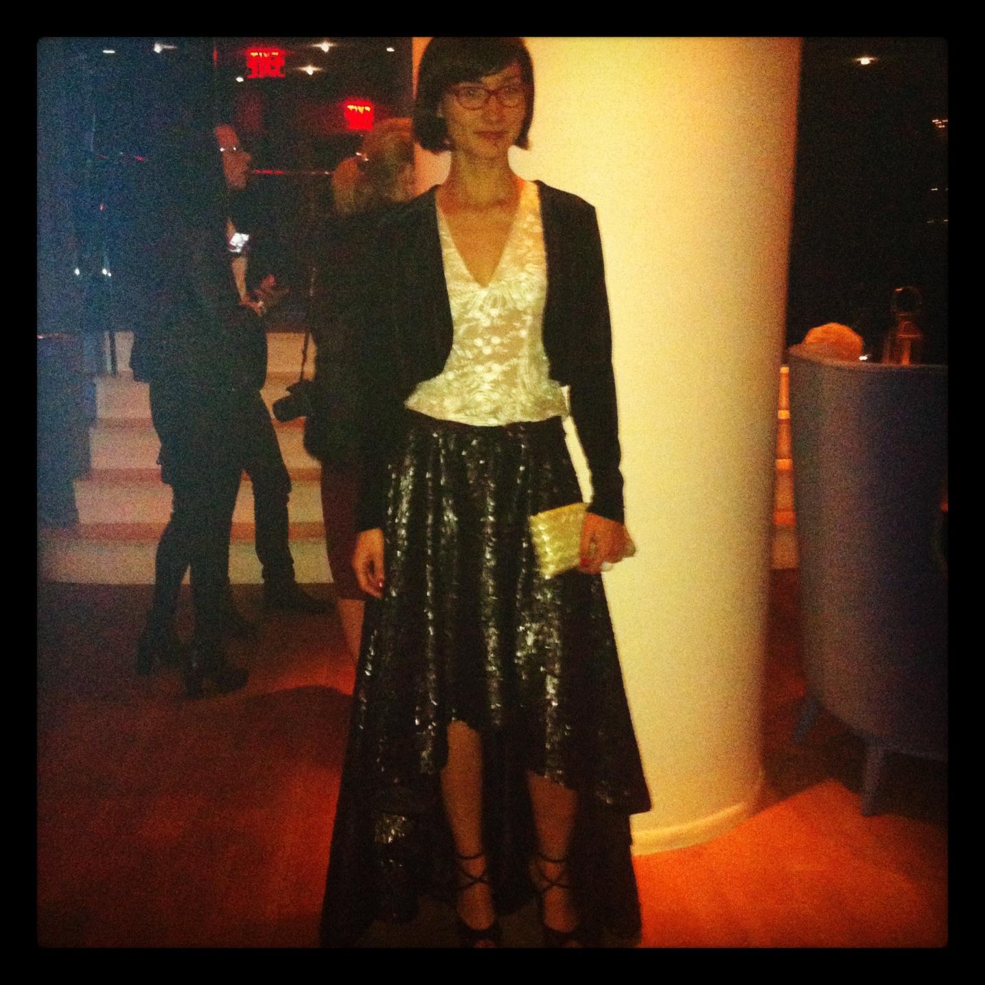 Maison Martin Margiela para H&M en New York: Red Carpet