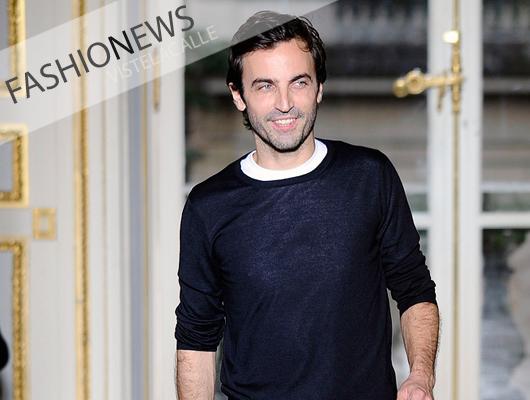 Fashion News Extra: Nicolas Ghesquière deja Balenciaga