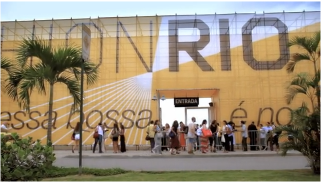Fashion Rio Invierno 2013