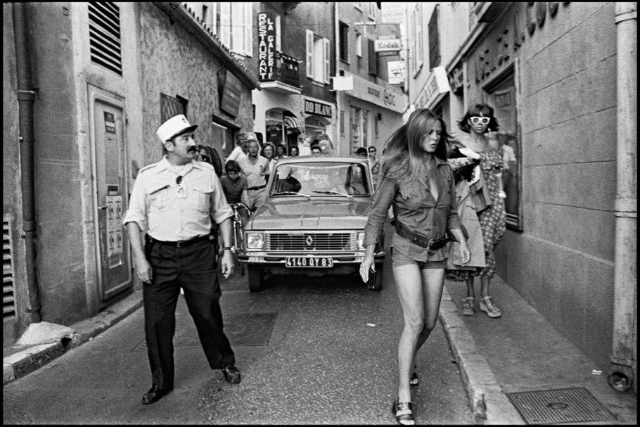 Daniel Angeli y Jean Paul Dousset, los paparazzi de los '70