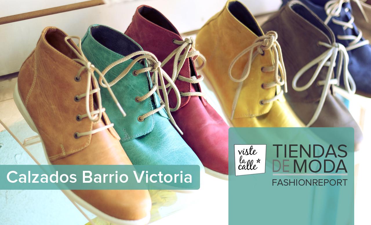 Tiendas de Moda: Calzados en Barrio Victoria