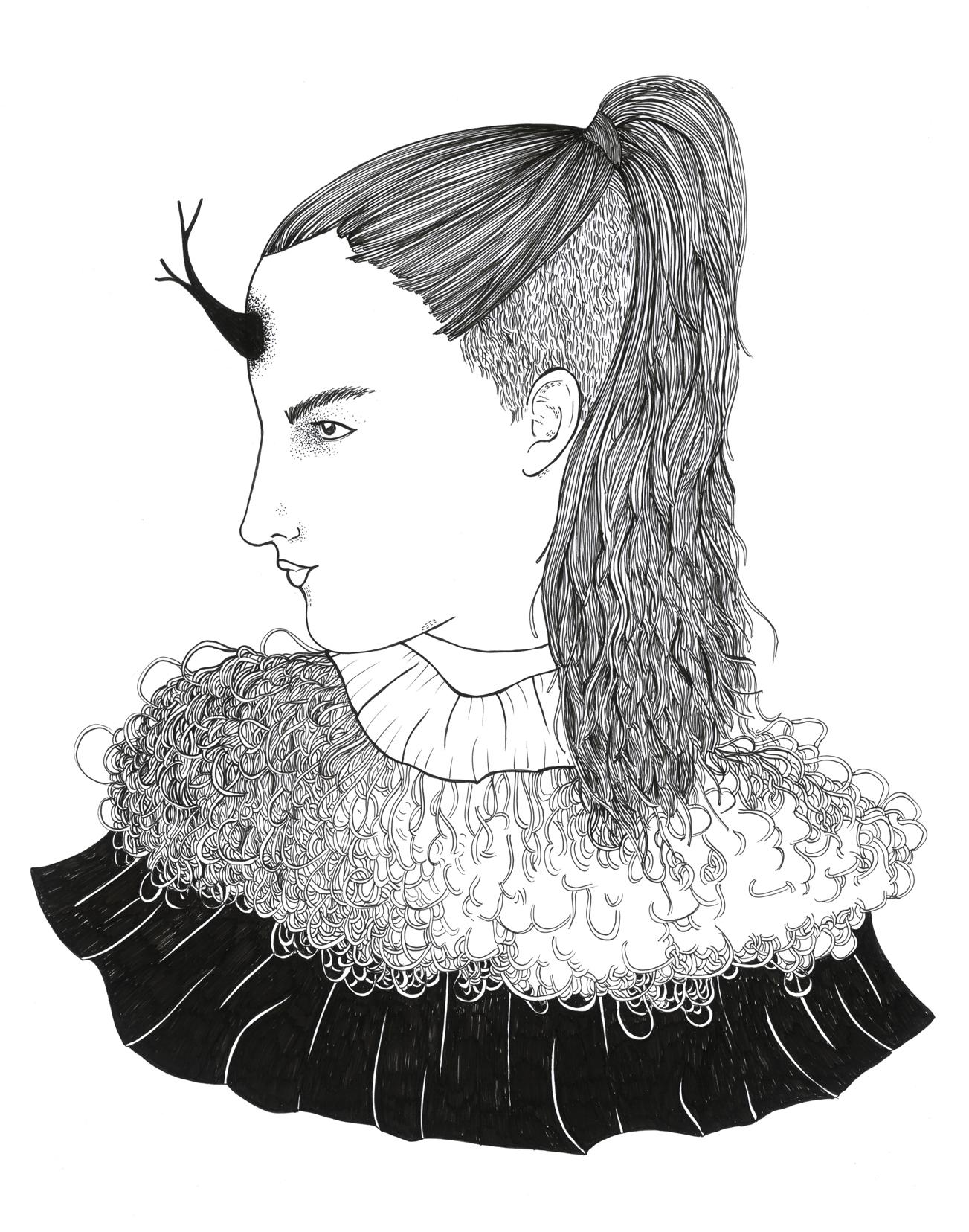 Entrevista a la ilustradora chilena Carola Josefa