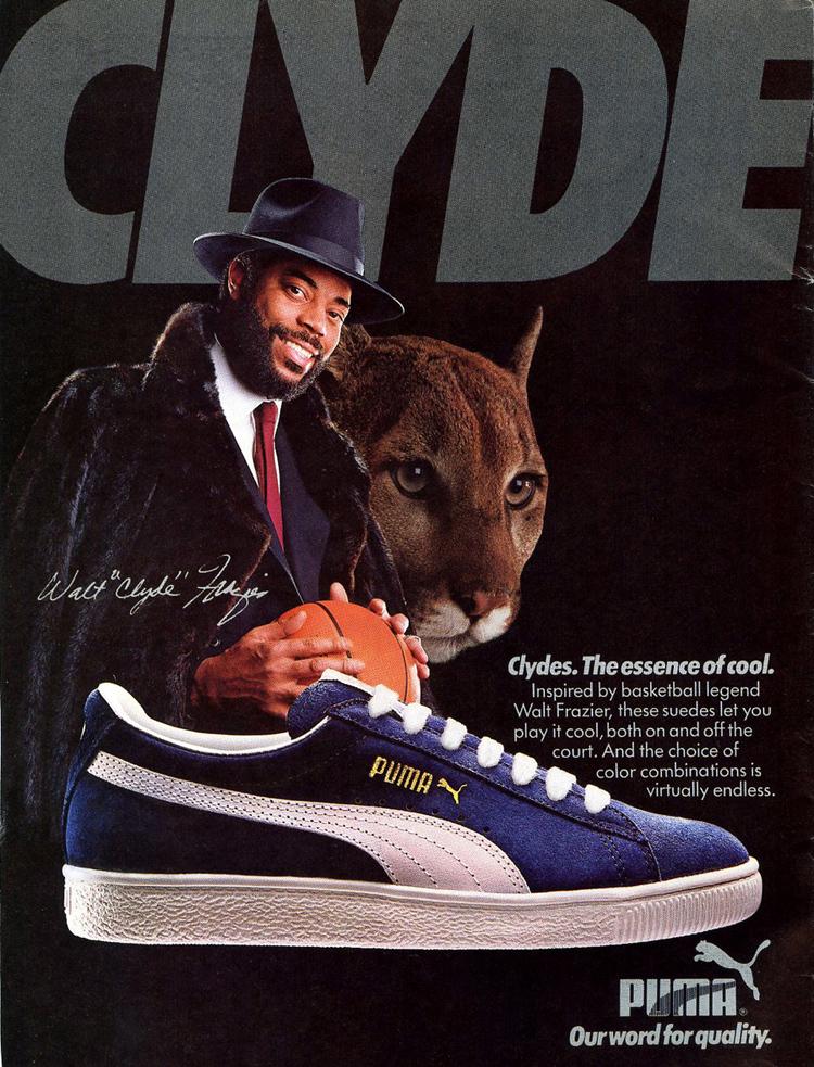 Prendas emblemáticas: Las zapatillas Clyde de Puma