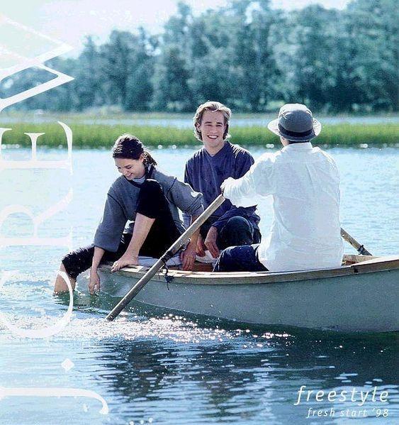 Flashback: El catálogo de Dawson's Creek para J. Crew, 1998