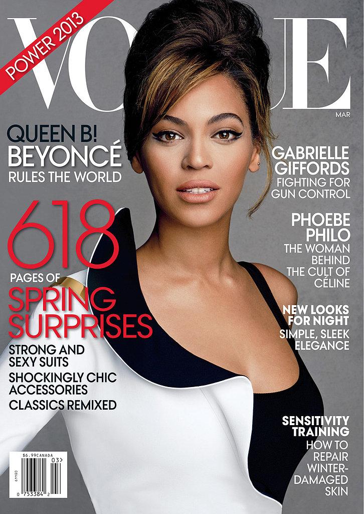 Strike a pose: Las portadas de revistas de marzo