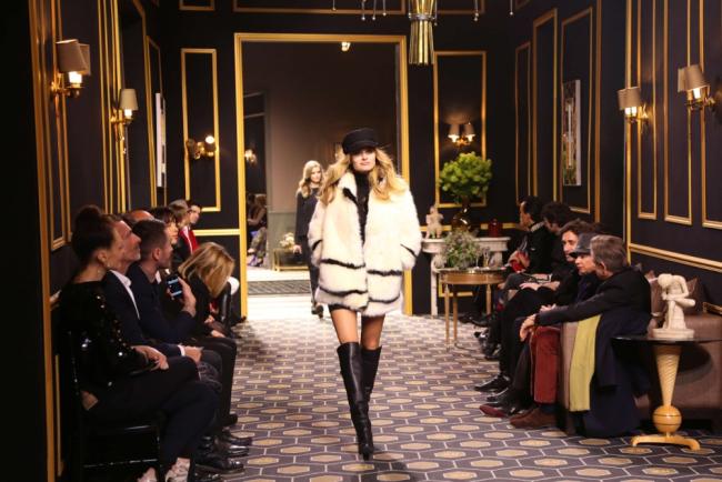 El desfile de H&M en París