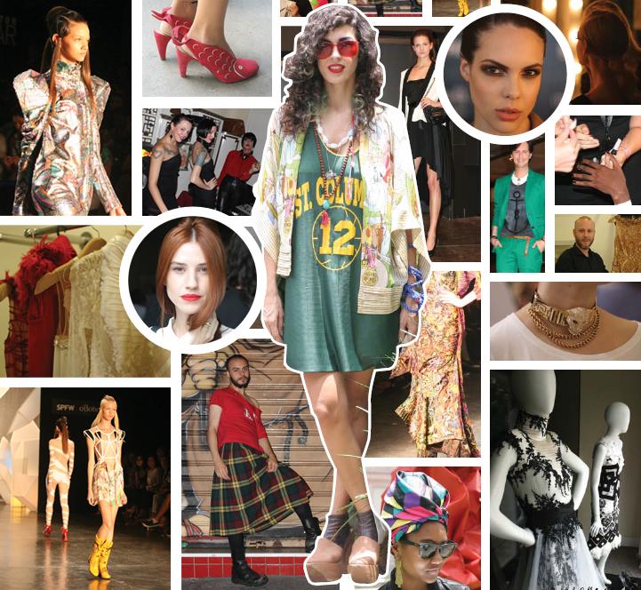 Ciudades y Fashion Weeks: VisteLaCalle en Panamá, Colombia y Sao Paulo