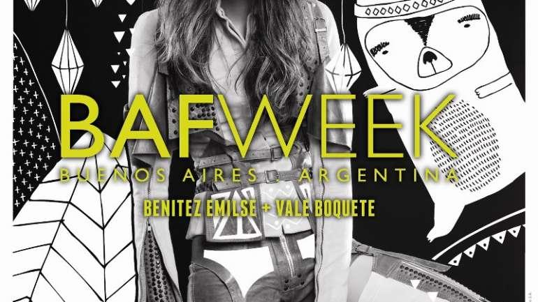 Ilustración y Moda, unidos en la Campaña BAF WEEK otoño-invierno 2013