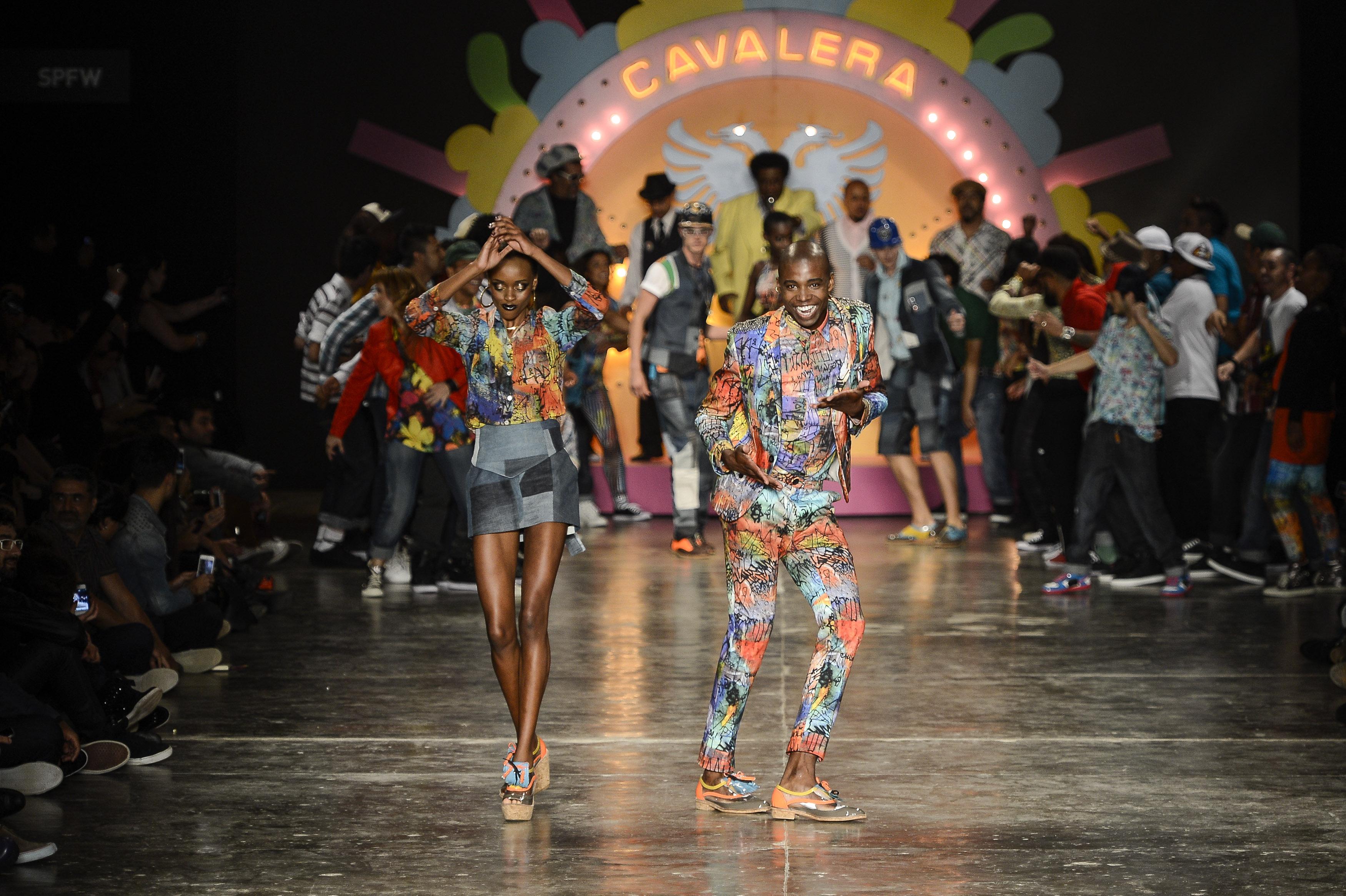 Cavalera – VisteLaCalle en SPFW S/S 2014