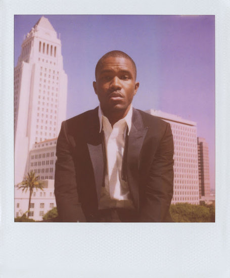 Frank Ocean para Band of Outsiders S/S 2013-2014