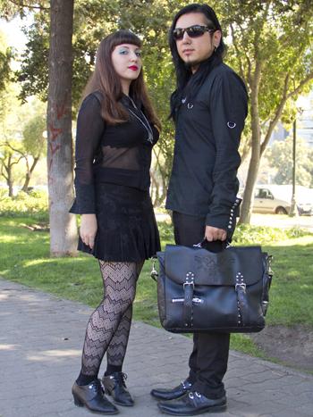 Consuelo Carramiñana y Pedro Ramos