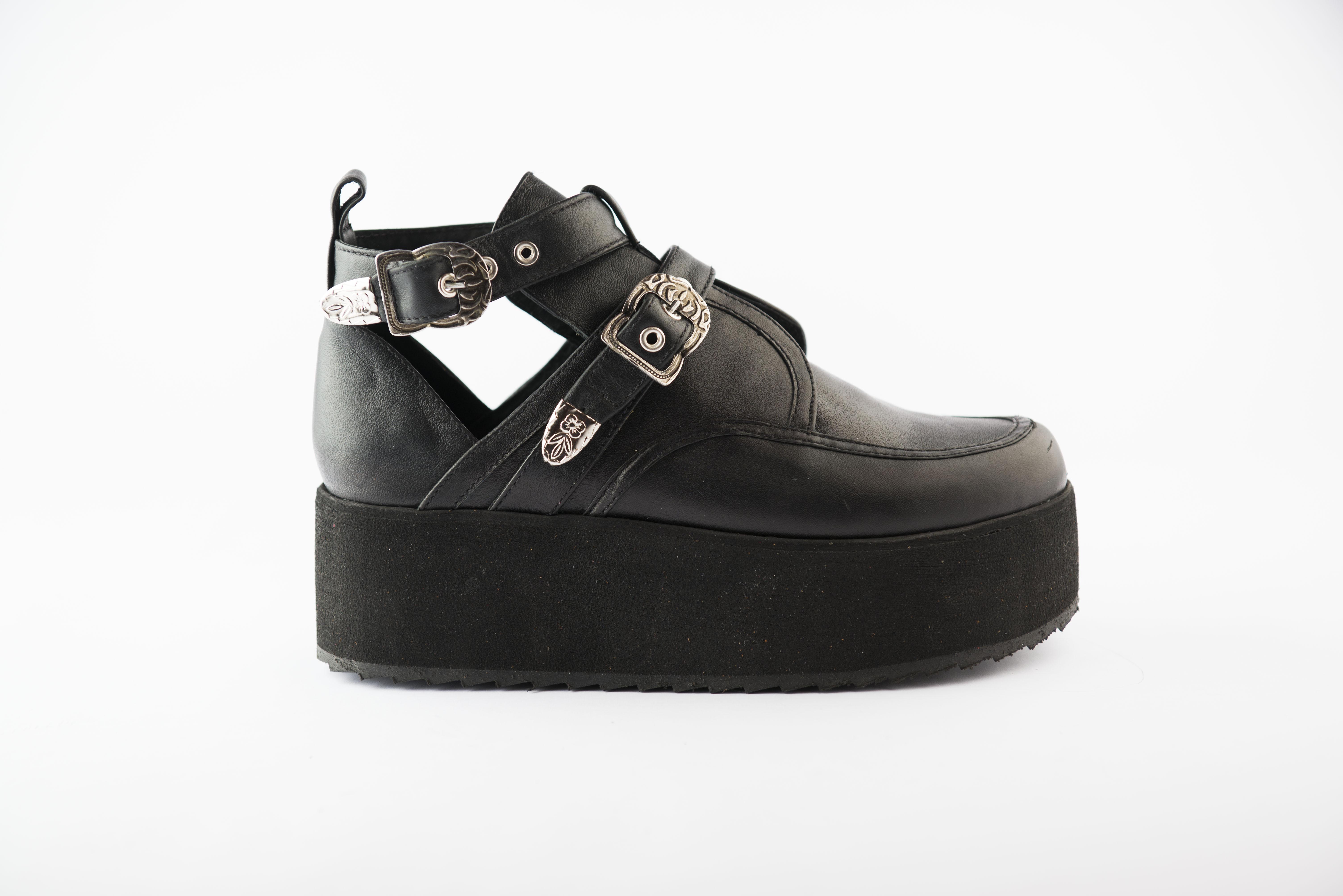 Zapatos Aurora Conejero: Otoño-invierno 2013