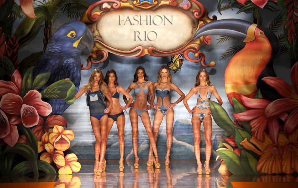 Fashion Rio: Días 1 y 2