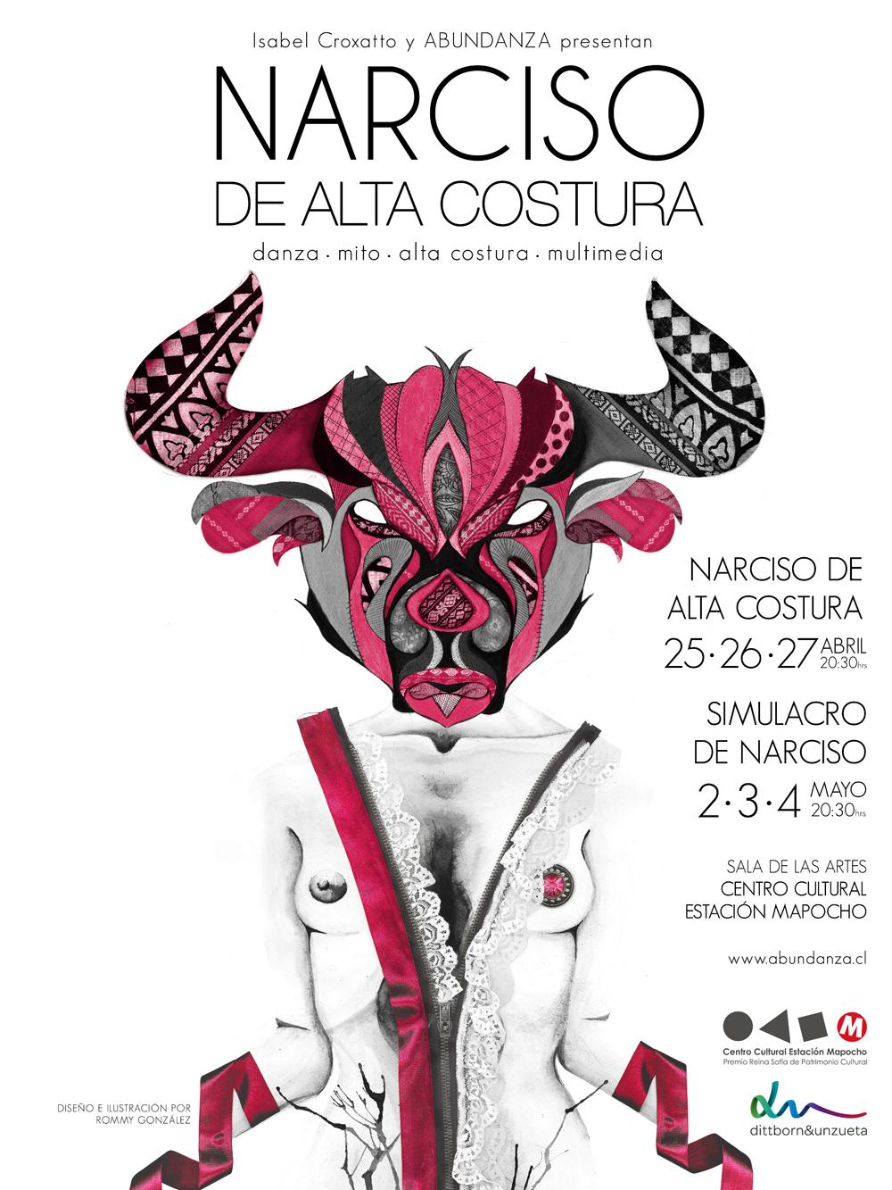 """Concurso VLC: regalamos entradas para la obra """"Narciso"""""""
