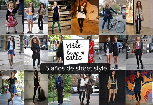 5 años de street style en VLC: Los 50 looks femeninos más populares
