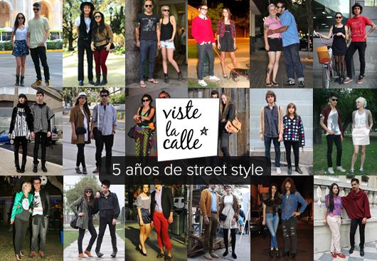 5 años de Street Style en VisteLaCalle: Los 50 looks de parejas más populares