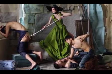 "VLC ♥ Dazed & Confused: ""Divine Comedy"""