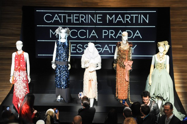 La exhibición de Prada para The Great Gatsby en fotos