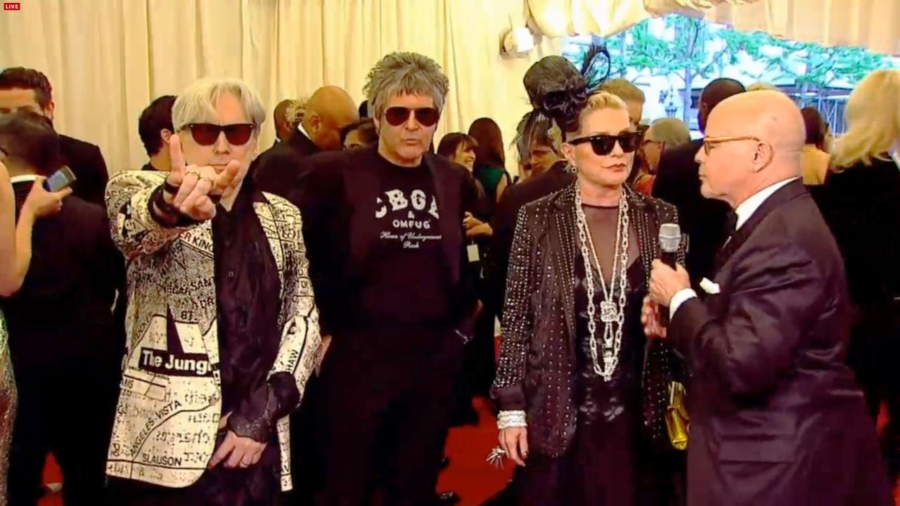 """La gala """"punk"""" del MET 2013"""