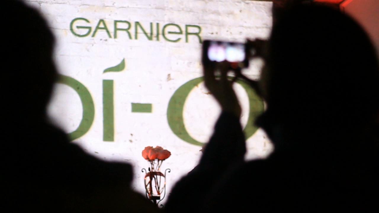 Presentación Garnier Bio + Narciso de Alta Costura