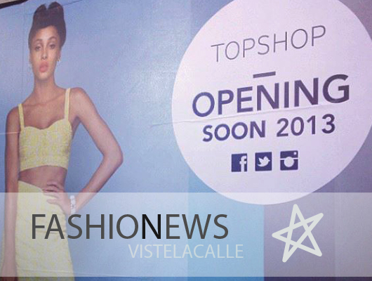 Fashion News: nueva tienda Topshop en Parque Arauco, las más influyentes del mundo de la moda según Forbes y venta de taller de Kelgwo