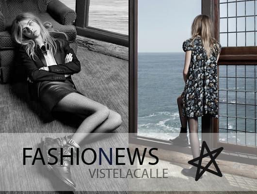 Fashion News: Cara Delevigne rostro de Saint Laurent, Banquete, Vino y Zapatos en Valparaíso y Convocatoria para diseñadores de vestuario