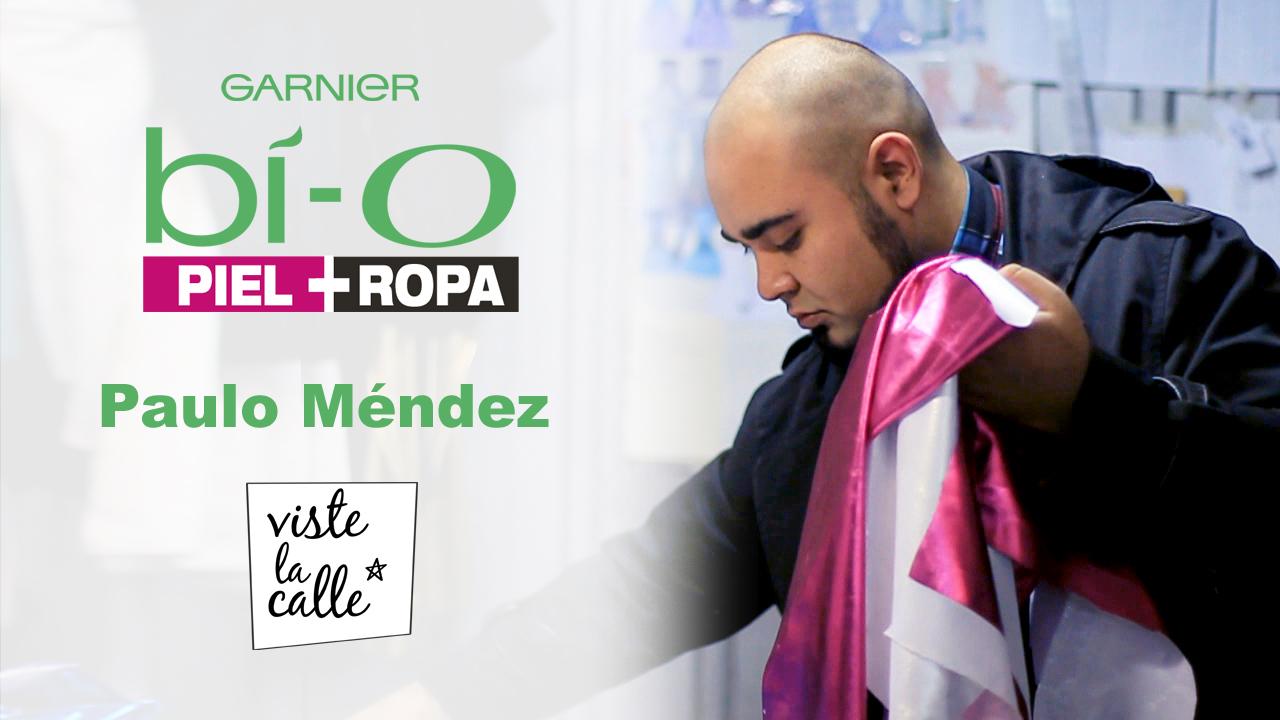 Garnier Bio- Piel + Ropa: Paulo Mendez