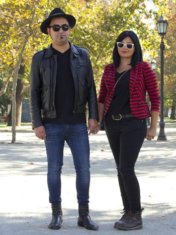 Ana María Herrera y Francisco Fuentes