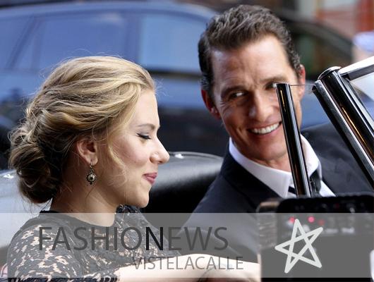 Fashion News: Scarlett Johansson y Matthew McConaughey para Dolce&Gabbana, Mundo de Seda y Descuentos en Foster