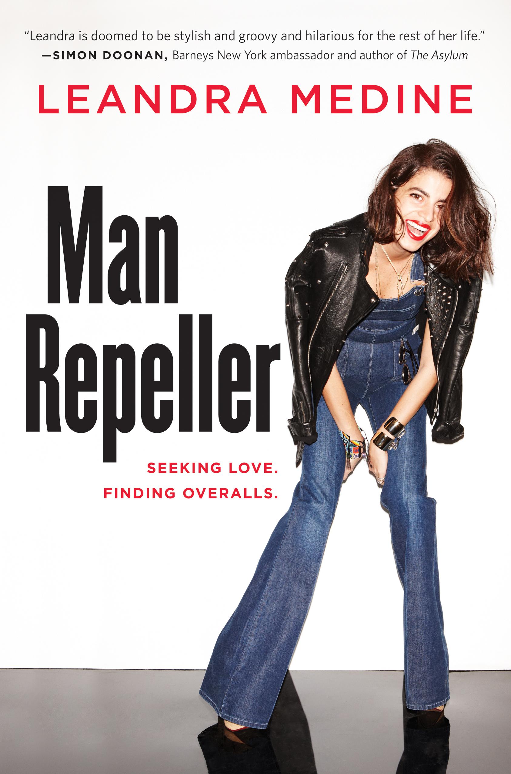 """Man Repeller: Seeking Love. Finding Overalls"", el libro de Leandra Medine"
