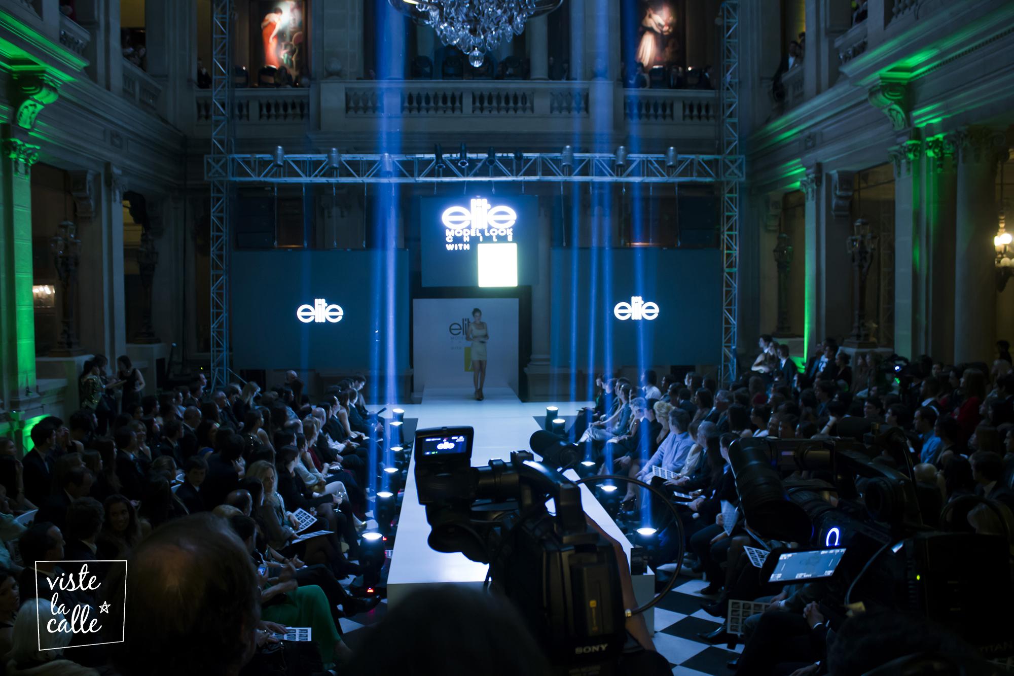 Elite y Falabella eligieron a la representante chilena para la versión internacional del Elite Model Look