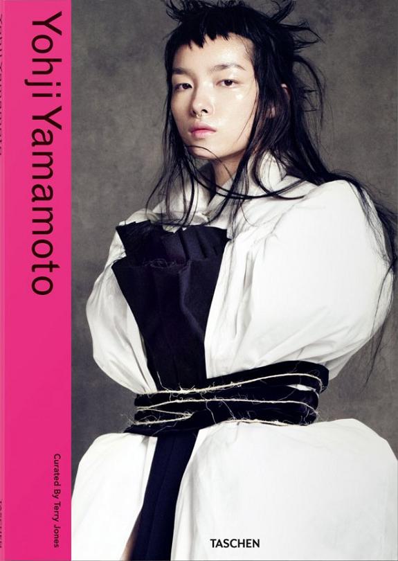 Libros de Moda: Yohji Yamamoto
