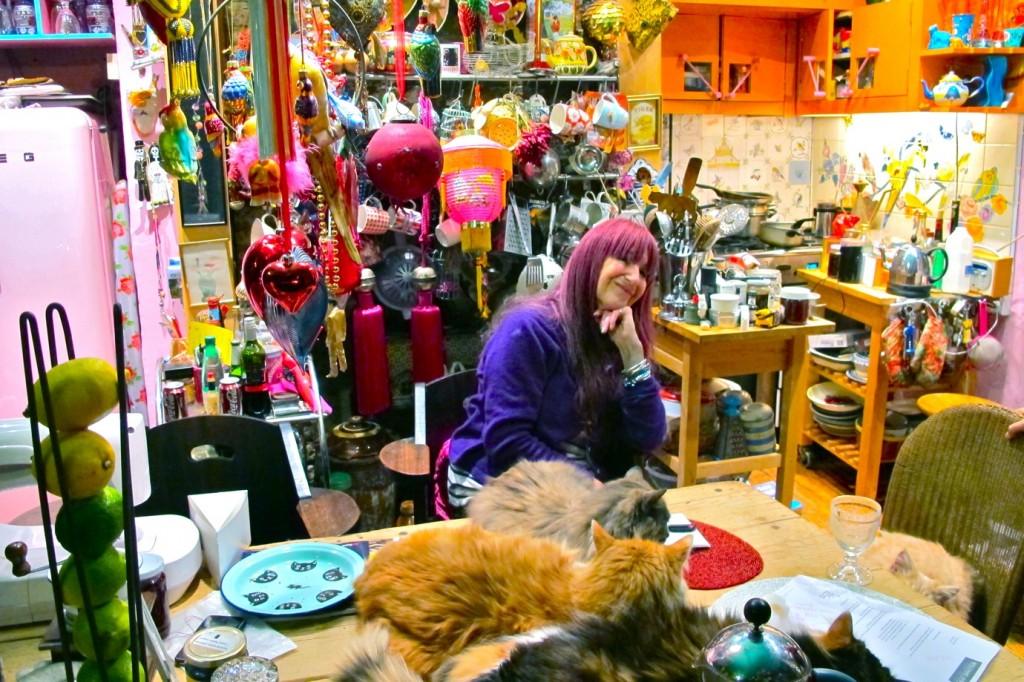 El colorido mundo de Natalie Gibson