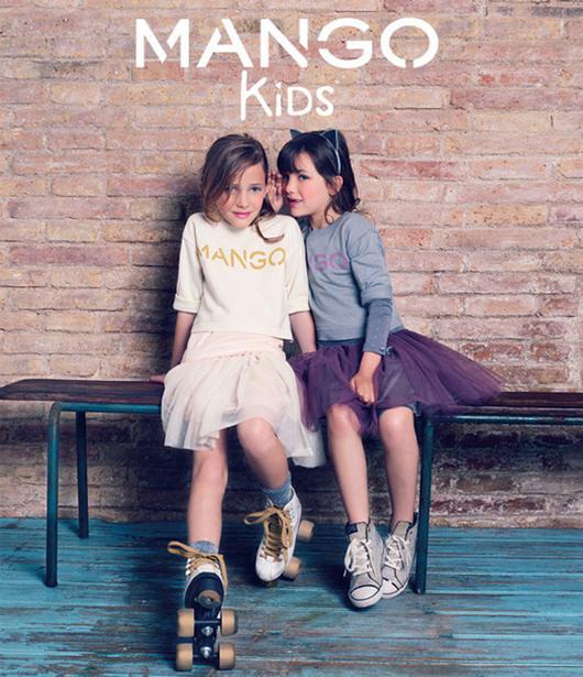 Mango se expande con Mango Kids y próximamente con Mango Rebel