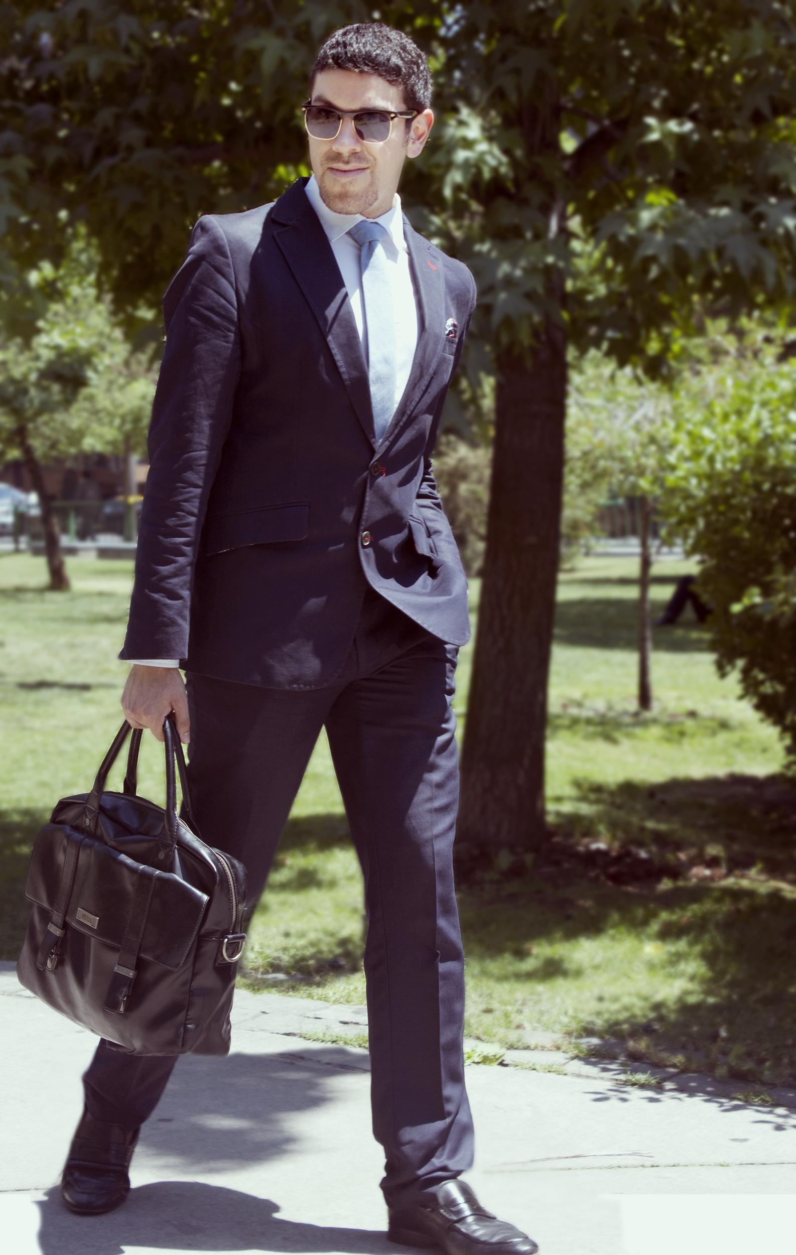 Especial fotográfico: La vuelta del traje